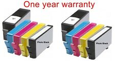10black&color ink toner cartridge for HP Photosmart D5400 Series inkjet Printer