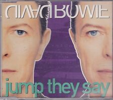 David Bowie-Jump They Say cd maxi single