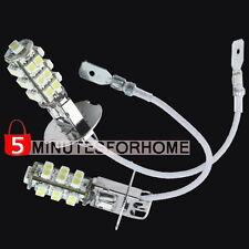 2 H3 Faro Anteriore Lampada Faretto Frontale 26 LED SMD Bianco 3W Auto Ricambi