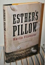 Marlin Fitzwater~Esther's Pillow~SIGNED~Press Sec~1st Edition/1st Printing HC DJ