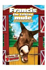 Francis the Talking Mule Complete Collection Season DVD Set TV Show Series Films