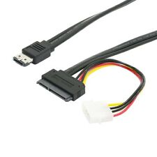 "50cm Power ESATA Combo to SATA 22p & IDE 4p 5V 12V for 3.5"" 2.5"" Hard Disk cable"