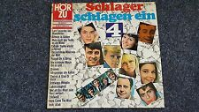 Schlager schlagen ein 4 Vinyl LP [France Gall/ Small Faces/ Herman's Hermits]