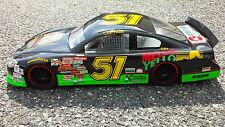 Days of Thunder, Cole Trickle #51 Mello Yellow Custom RC Remote Control Car Rare