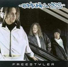 "Freestyler [US CD/12""] [Single] by Bomfunk MC's (CD, Oct-2000, Epic (USA))"
