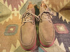 CREPPE SOLE SUEDE DESSERT CHUKKA BOOTS RANSOM BY ADIDAS ORIGINALS SIZE 10