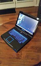 Alienware M15x , i7 840,quad,8GB, 500GB win7/office, nvidia,bluetooth,dvd,wifi