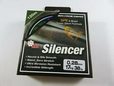 SAVAGE GEAR HD8 SILENCER FISHING BRAID 120M 0.23mm 38lb 17 kg GREEN