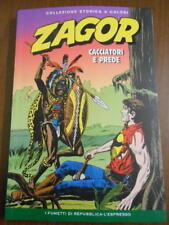 ZAGOR collezione storica a colori n.57-REPUBBLICA-fumetto d'autore