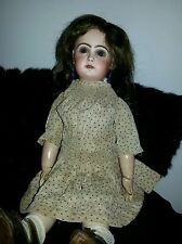 ANTIQUE DOLL BAMBOLA ANTICA  VESTITO