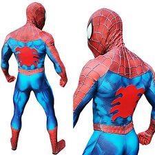 Ultimate Spider-man Cosplay Comic-con Costume