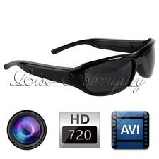 HD 720P Spy Hidden Sunglasses Camera Eyewear Video Recorder DV DVR Camcorder