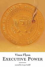 Executive Power 4 by Vince Flynn (2003, CD)