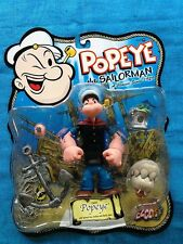 Popeye the Sailor Man Classic Series 1 action figure - Mezco Toys - 2001