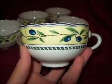 Wedgwood Tuscany/Hutschenreuther Medley Collection Teacup Olive Sprigs