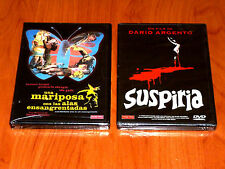 SUSPIRIA - UNA MARIPOSA CON LAS ALAS ENSANGRETADAS / The Bloodstained Butterfly