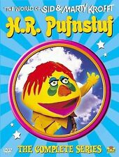 H.R. Pufnstuf - The Complete Series, Acceptable DVD, Jack Wild, Billie Hayes, Le