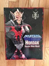 Masters of The Universe Motu Hordak Resin BUST by Neca