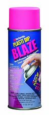 Plasti Dip Performix Blaze Spray Can Rubber Coating Pink 11 oz