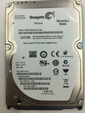 """2.5"""" Seagate Momentus 750GB ST9750423AS 5400RPM SATA Hard Disk Drive for Laptop"""