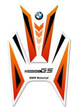 TANK PAD Paraserbatoio RESINATO 3D PER BMW R1200 GS 2013 - 2015 ORANGE GP-0100O