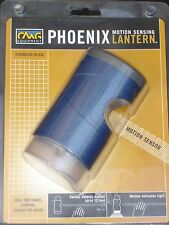 CMG Phoenix Motion Sensing Battery Operated Camping Caravan Lantern Flashlight