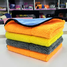 Car Microfibre Wax Polishing Detailing Towels Car Washing Drying Towel 45*38CM