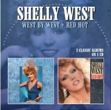 WEST BY WEST/RED HOT (NEW CD)