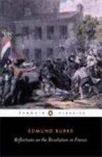 Reflections on the Revolution in France (Penguin Classics) by Burke, Edmund, Goo