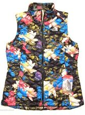The North Face Women's Thermoball Vest C777 TNF Black Floral Warm Sz XS NWT $149