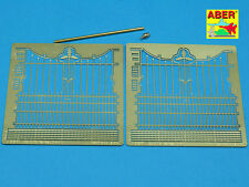 ABER D-15 - 1/35 PHOTOETCHED FOTOINCISIONI FENCE TYPE A