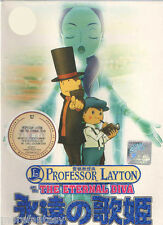 (A01) Professor Layton and The Eternal Diva DVD Box Set Eng SUB