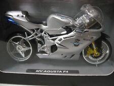 MV AGUSTA F4 MOTORCYCLE MODEL BIKE 1/12 SCALE DIECAST  NEWRAY