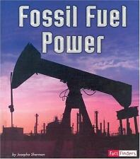 Fossil Fuel Power (Fact Finders)-ExLibrary