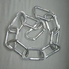 10 NEW Omega Light D Carabiners lead anchor rock carabiner top rope NEW STOCK!