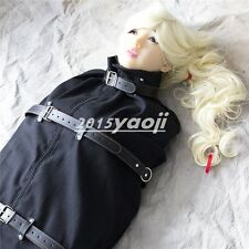 Mummy sack Gimp Bondage Sleeping Straitjacket Full Body Bag harness restraints