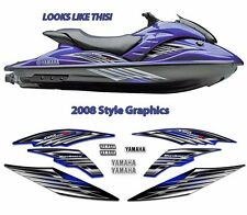 2008 YAMAHA GP1300R DECAL KIT WAVERUNNER 2 STROKE GRAPHICS 1300 08'