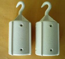 2 New small round weight for all Machine knitting / ribber