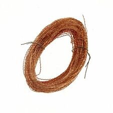 28M/Roll Two Shares Lead Sealing Wire Used With Various Seals Copper Anti-theft