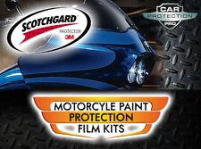 Harley Davidson FLH Street Glide 3M Scotchgard Paint Protection Clear Bra Film
