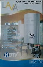Lava HDTV Antenna Indoor/Outdoor Model HD-600