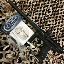 NEW GoG eXTCy Electronic Tournament Paintball Gun w/ Blackheart Board - Black