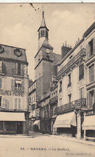 NEVERS 82 le beffroi magasin chaussures Pierre timbrée