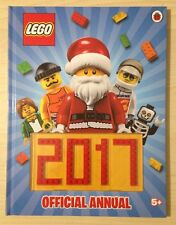 LEGO 2017 OFFICIAL ANNUAL Hardback Book 5+ New Ladybird 64-pages 13-pieces Brick