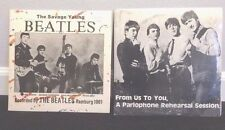 The Beatles TWO Vinyl Records