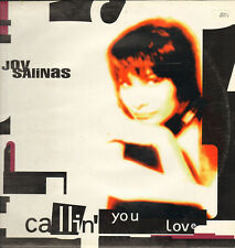 JOY SALINAS - Callin' You Love - 1994 One Thousand Records Italy - OTR 011