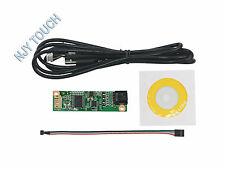 4 Wire Resistive Touch Screen Panel USB Controller Driver Card Kit Import Chip