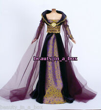European Renaissance Royal Gown Fashion for Barbie Doll