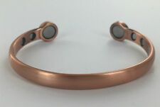 MENS BIO CELTIC MAGNETIC COPPER BRACELET/BANGLE ARTHRITIS PAIN RELIEF STRENGTH