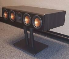 Klipsch Center Channel Speaker Stand, All Steel and Fill-able